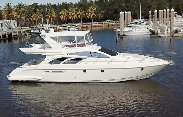 2006 azimut flybridge for sale