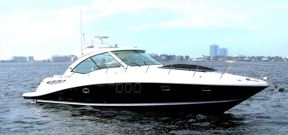 48FT SeaRay charter