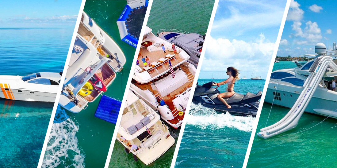 Yacht Charter Fleet - Reel Deal Yachts