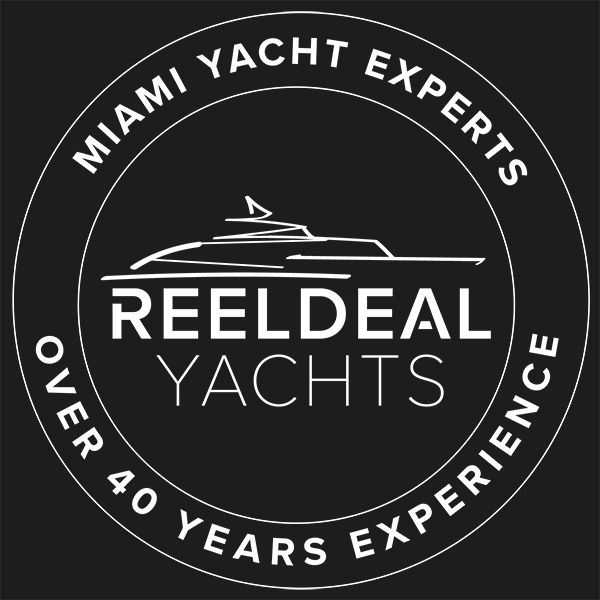 Reel Deal Yachts - About Badge
