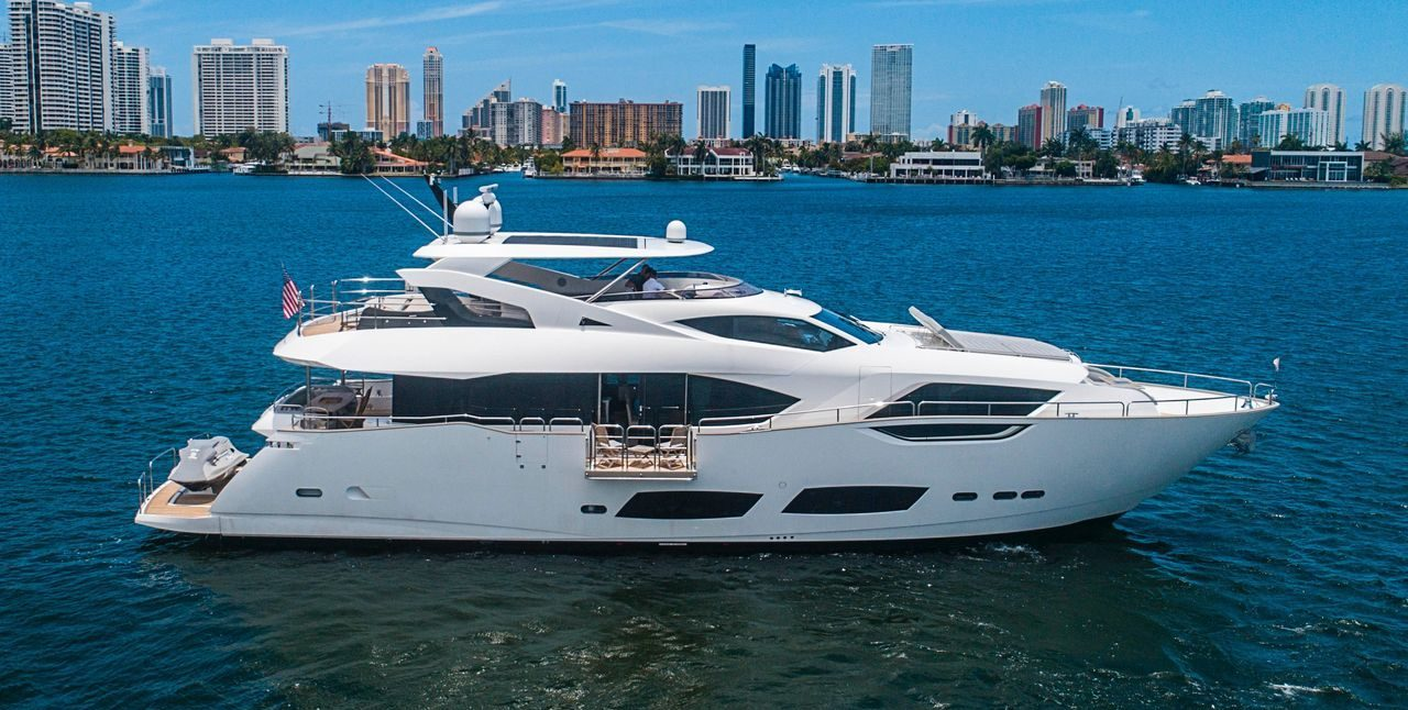 95' Sunseeker, Just SOLD!