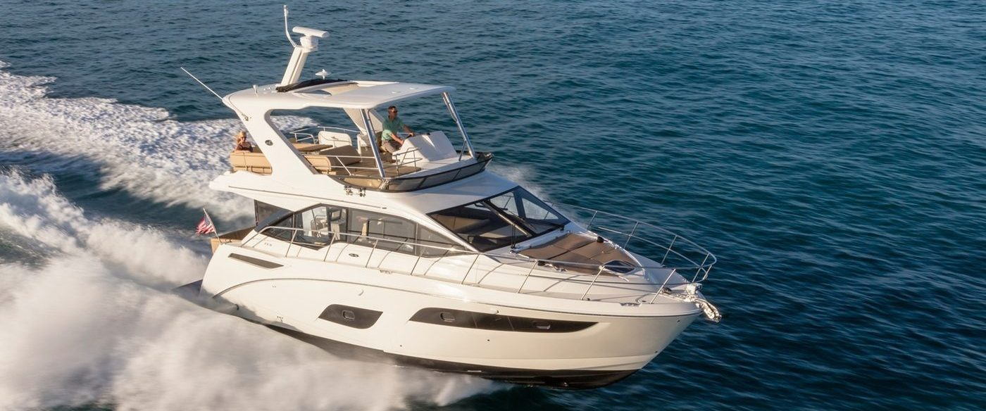 2017 46′ SEA RAY FLY 460