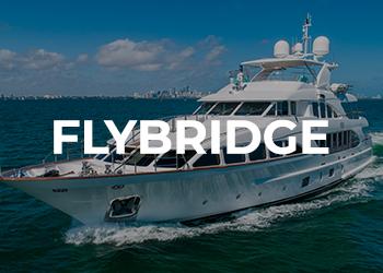 Flybridge Yachts