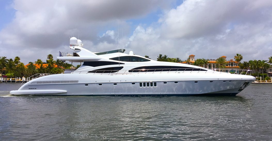 Reel Deal Yachts - 130 Mangusta